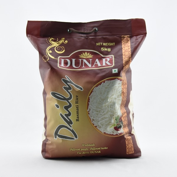 Dunar Basmathi Rice Daily 5kg - in Sri Lanka