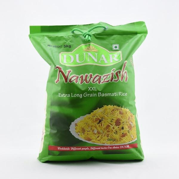 Dunar Basmathi Rice Nawazish 5kg - DUNAR - Pulses - in Sri Lanka