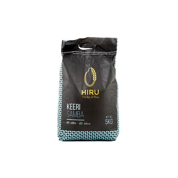 Hiru Rice Keeri Samba 5kg - HIRU - Pulses - in Sri Lanka