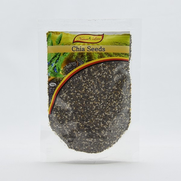 Nature'S Love Chia Seed 100G - in Sri Lanka
