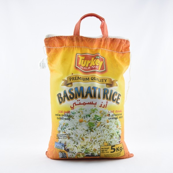 Turkey Basmathi Rice 5Kg - in Sri Lanka