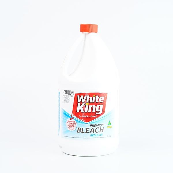 White King Bleach Regular 2.5l - in Sri Lanka