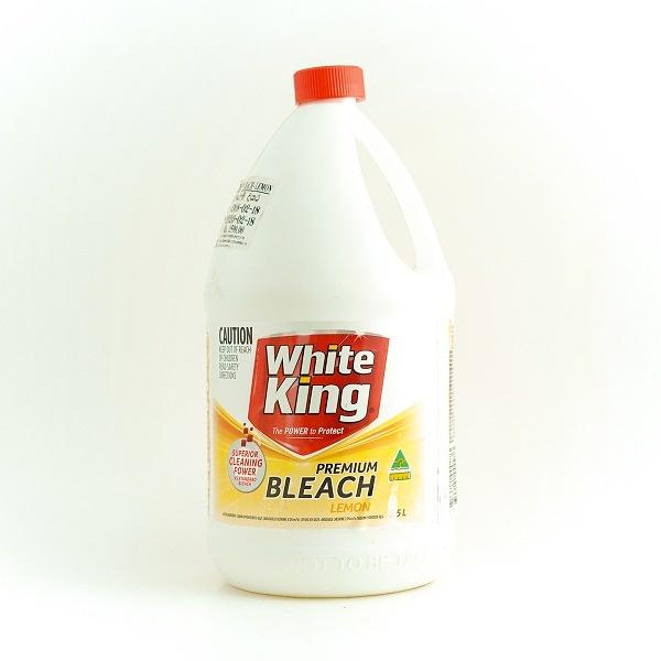 White King Bleach Lemon 2.5l - in Sri Lanka