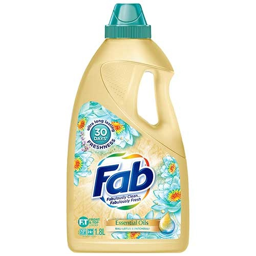 Fab Laundry Liquid Essential Oils 1.8l - in Sri Lanka