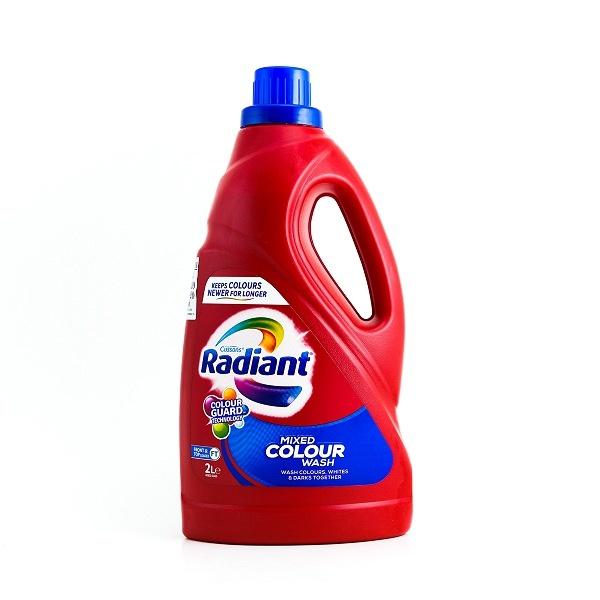 Radiant Laundry Liquid Color Wash 2l - in Sri Lanka