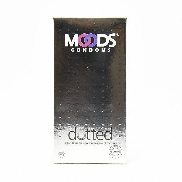 Moods Condom Dotted 220G - in Sri Lanka