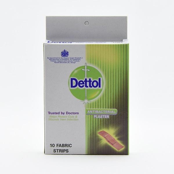 Dettol Plaster 10'S - in Sri Lanka