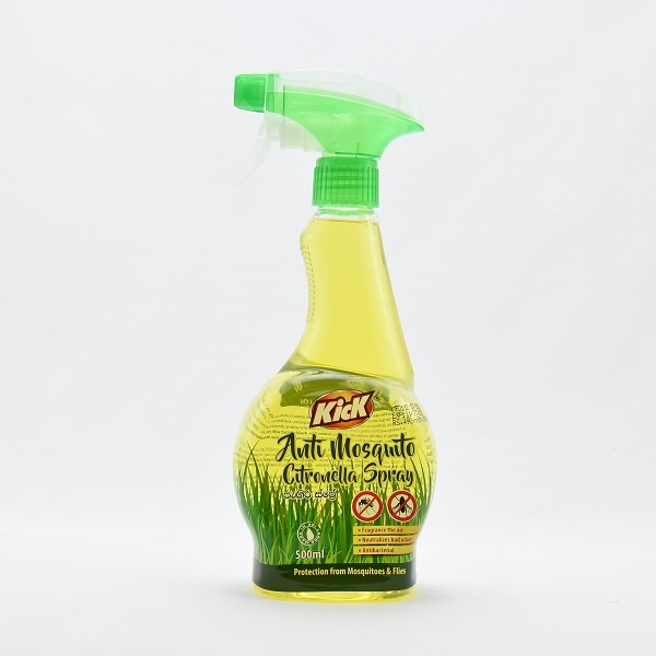 Kick Citronella Oil Spray 100Ml - in Sri Lanka