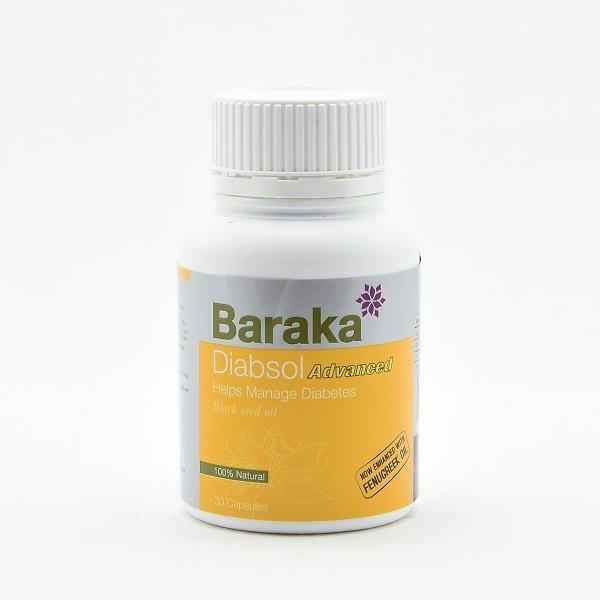 Baraka Diabsol Caps 30S - in Sri Lanka
