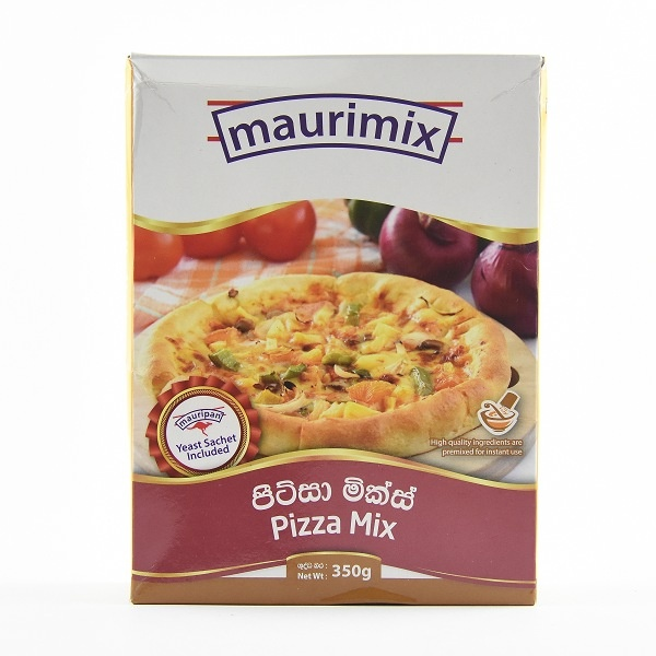 Maurimix Pizza Mix 350G - in Sri Lanka