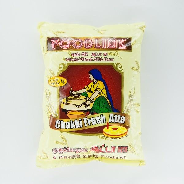 Foodlink Chakki Fresh Atta Flour 1Kg - in Sri Lanka