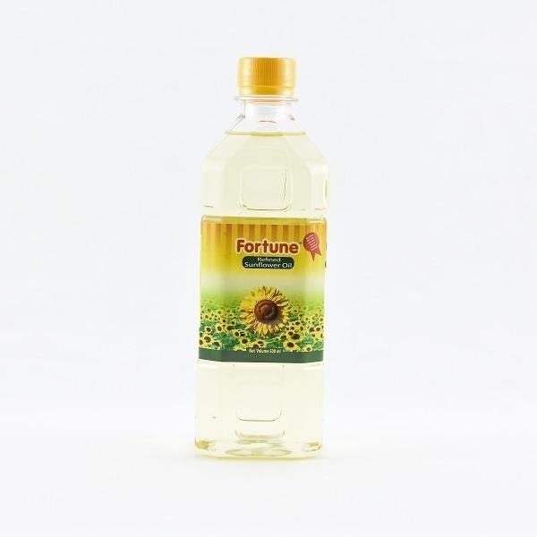 Fortune Sunflower Oil 500Ml - in Sri Lanka