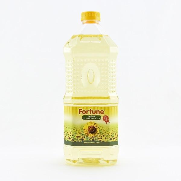 Fortune Sunflower Oil 2L - in Sri Lanka