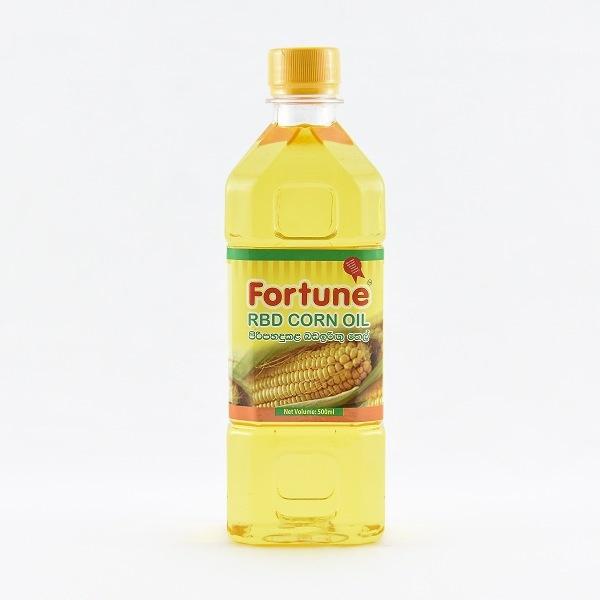 Fortune Corn Oil 500Ml - in Sri Lanka
