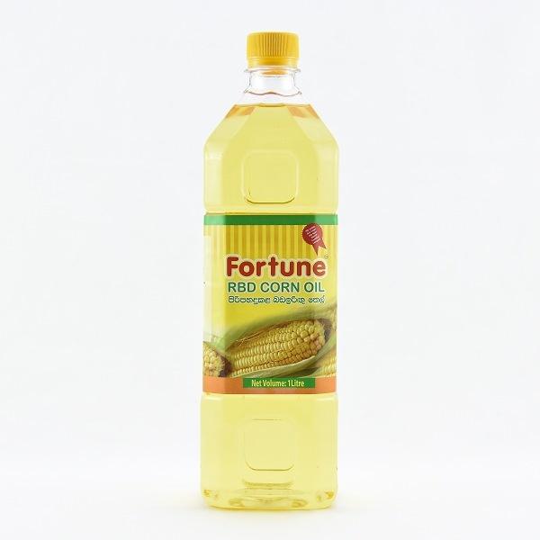 Fortune Corn Oil 1L - in Sri Lanka