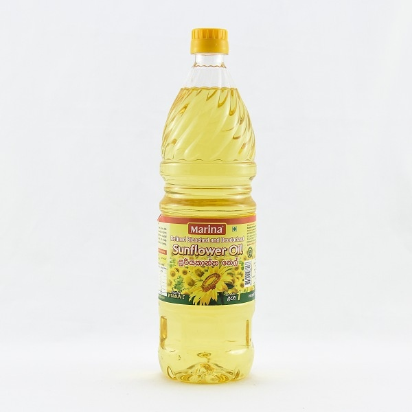Marina Sunflower Oil 1L - in Sri Lanka