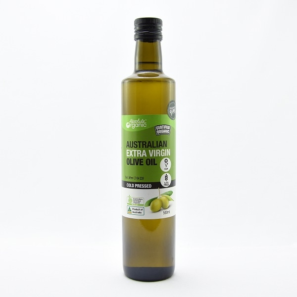 Absolute Organic Extra Virgin Olive Oil 500ml - ABSOLUTE ORGANIC - Oil / Fat - in Sri Lanka