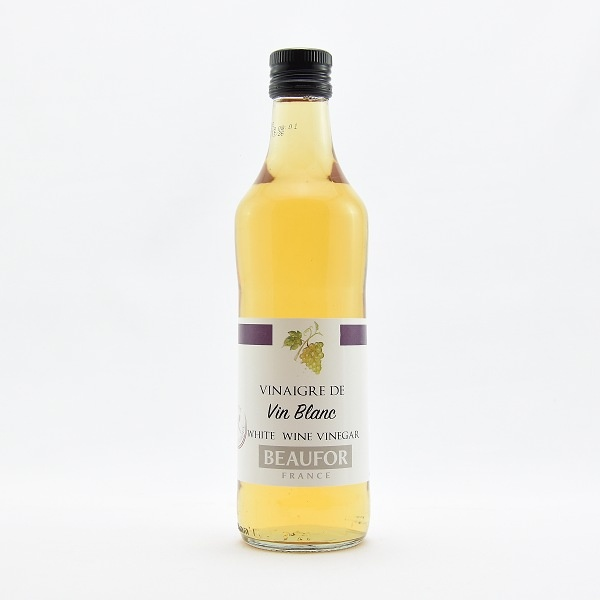Beaufor White Wine Vinegar 500Ml - in Sri Lanka
