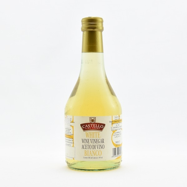 Castello White Wine Vinegar 500Ml - in Sri Lanka
