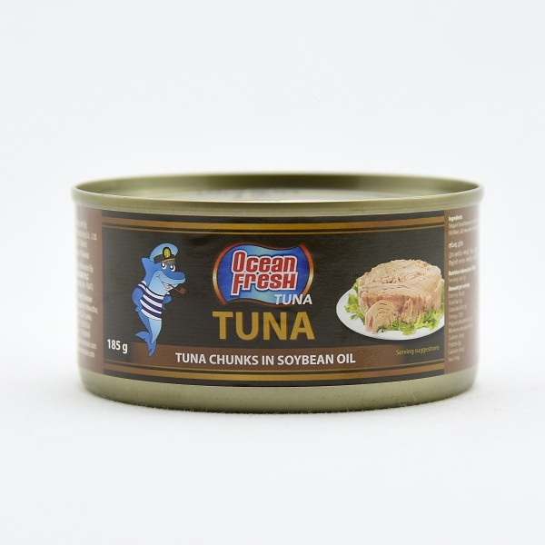 Oceanfresh Tuna In Soyabean Oil 185g - in Sri Lanka