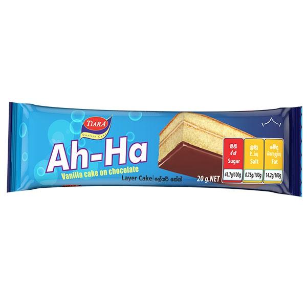 Tiara Ah-Ha 20G - TIARA - Confectionary - in Sri Lanka