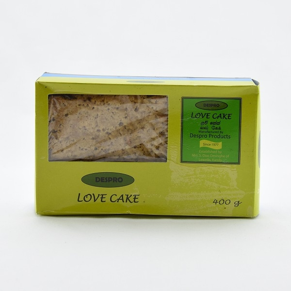 Despro Love Cake 400G - in Sri Lanka