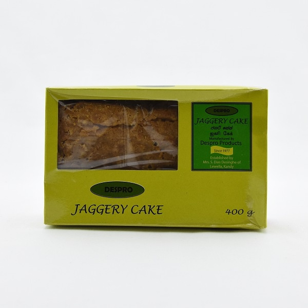 Despro Jaggery Cake 400G - in Sri Lanka