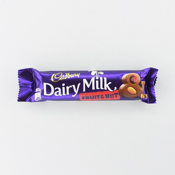 Cadbury Chocolate Fruit & Nut 36g - in Sri Lanka