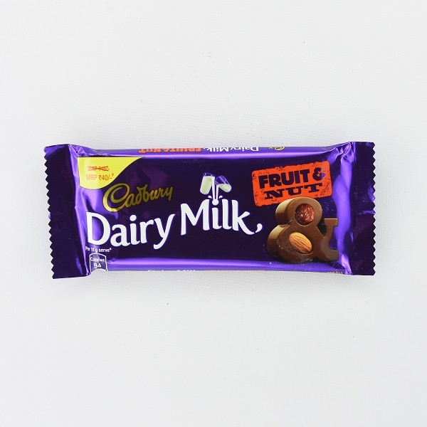 Cadbury Chocolate Fruit & Nut 80g - in Sri Lanka