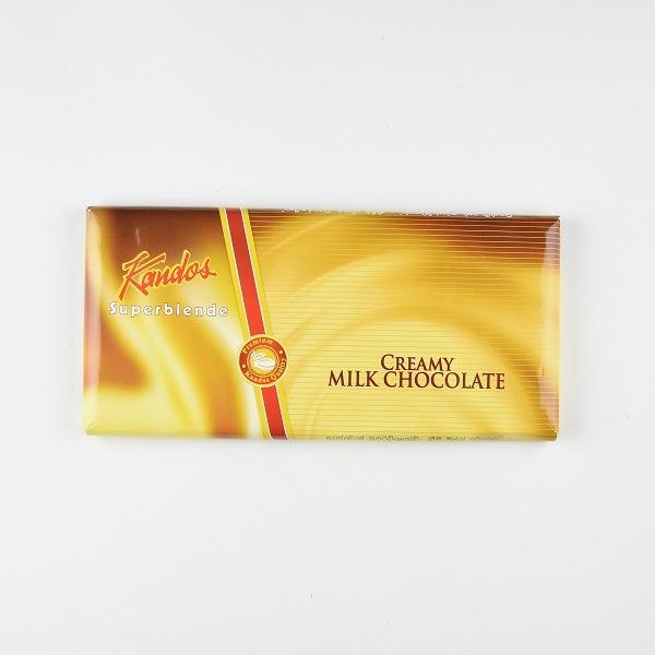 Kandos Chocolate Super Blend Milk 160g - in Sri Lanka