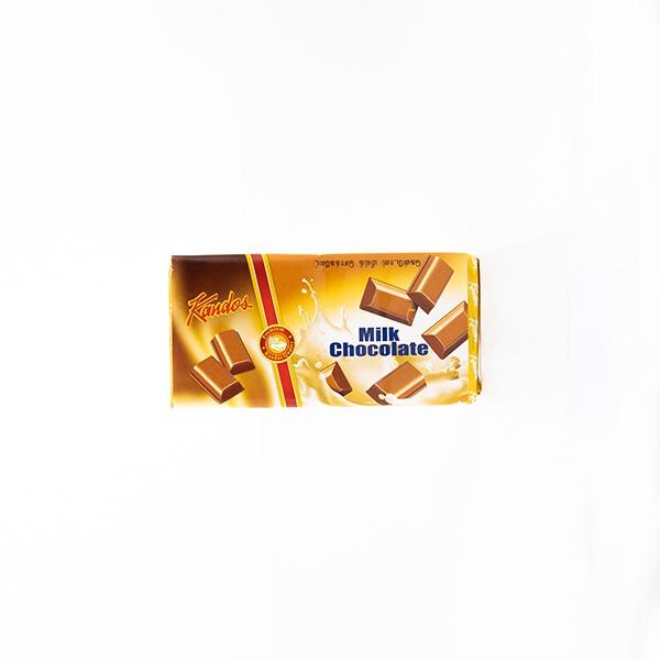 Kandos Chocolate Super Large Milk 80g - KANDOS - Confectionary - in Sri Lanka