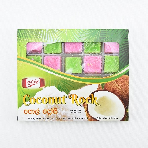 Milkee Coconut Toffee 200g - in Sri Lanka