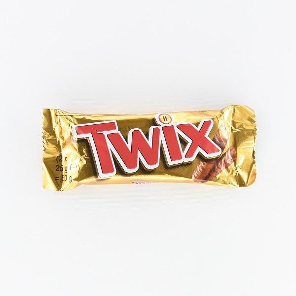 Twix Chocolate Twin 50g - in Sri Lanka