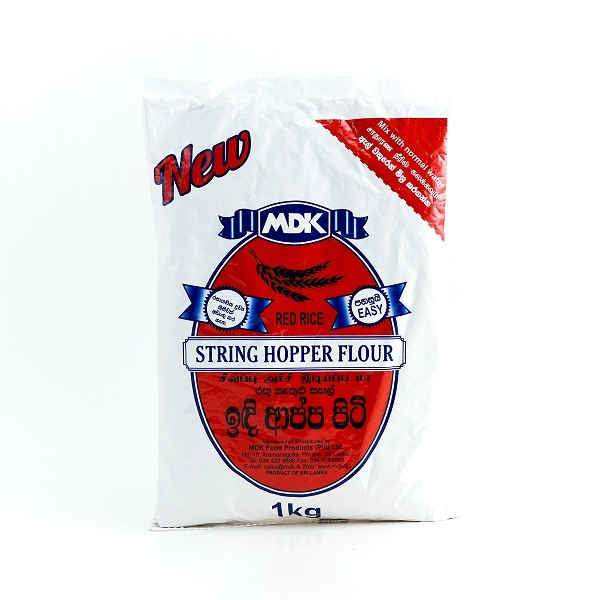 Mdk String Hopper Flour Red 1Kg - in Sri Lanka