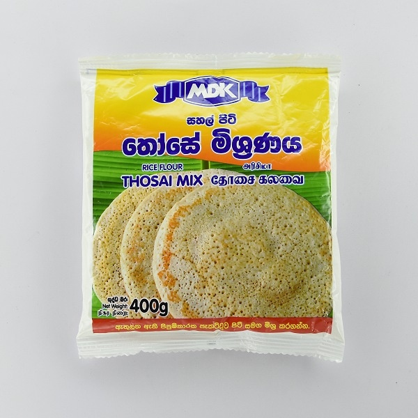 Mdk Thosai Flour 400G - in Sri Lanka