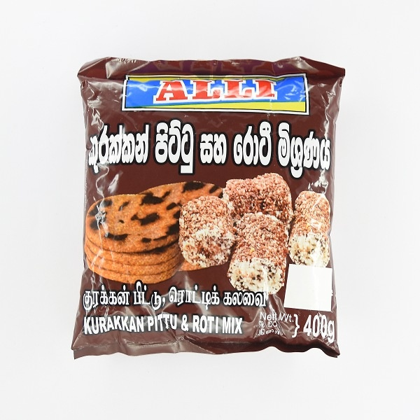 Alli Kurakkan Pittu Mixture 400G - ALLI - Flour - in Sri Lanka