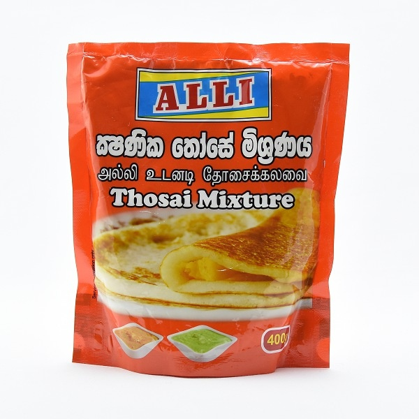 Alli Thosai Mixture 400G - in Sri Lanka