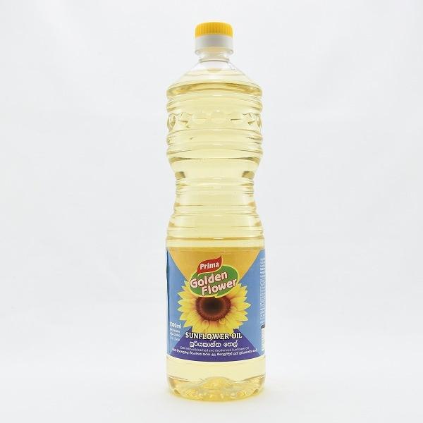 Prima Golden Flower Sunflower Oil 1 L - in Sri Lanka