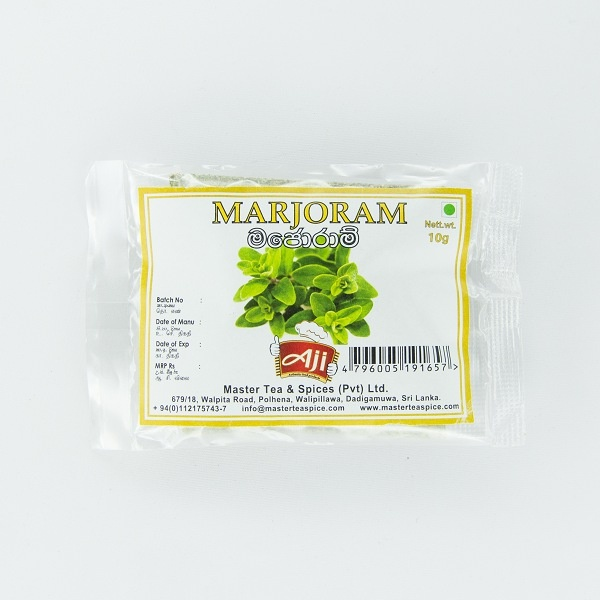 Ajiy Marjoram 10G - AJJY - Seasoning - in Sri Lanka
