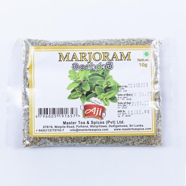 Ajiy Marjoram 10G - AJJY - Seasoning - in Sri Lanka