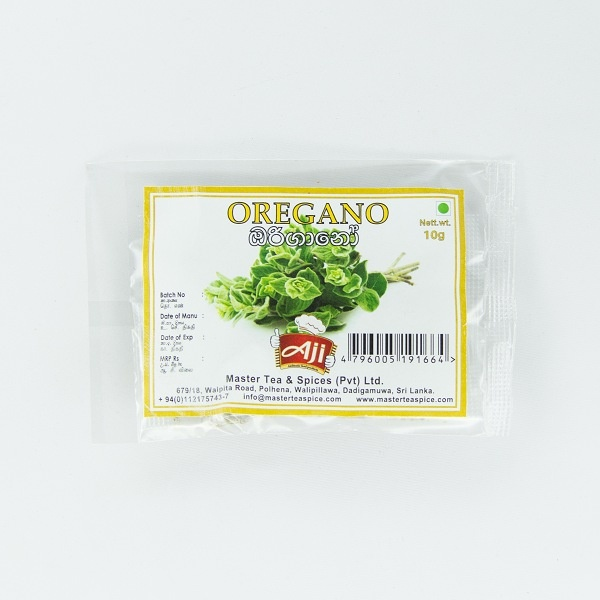 Ajiy Oregano 10G - AJJY - Seasoning - in Sri Lanka