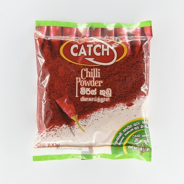 Catch Chilli Powder 100G - in Sri Lanka