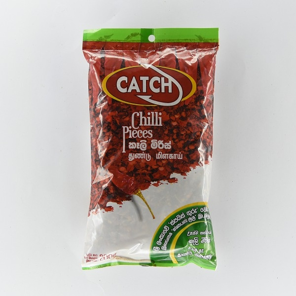 Catch Chilli Pieces 200G - CATCH - Seasoning - in Sri Lanka