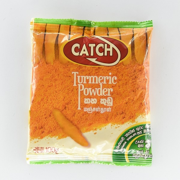 Catch Tumeric Powder 100G - CATCH - Seasoning - in Sri Lanka