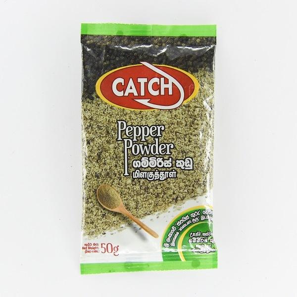 Catch Pepper Powder 50G - CATCH - Seasoning - in Sri Lanka