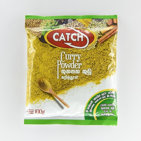 Catch Curry Powder 100G - in Sri Lanka