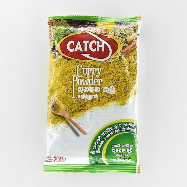 Catch Curry Powder 200G - CATCH - Seasoning - in Sri Lanka