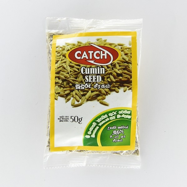 Catch Cummin Seed 50G - CATCH - Seasoning - in Sri Lanka