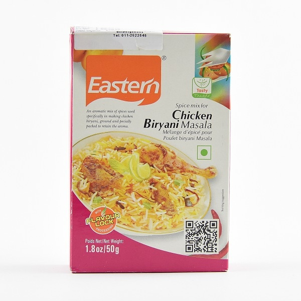 Eastern Chicken Biriyani Masala 50G - in Sri Lanka