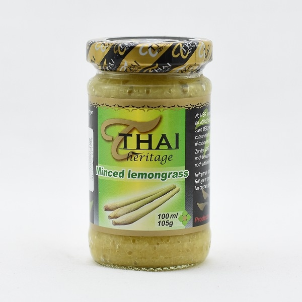 Thai Heritage Minced Lemengrass 100ml - THAI HERITAGE - Seasoning - in Sri Lanka